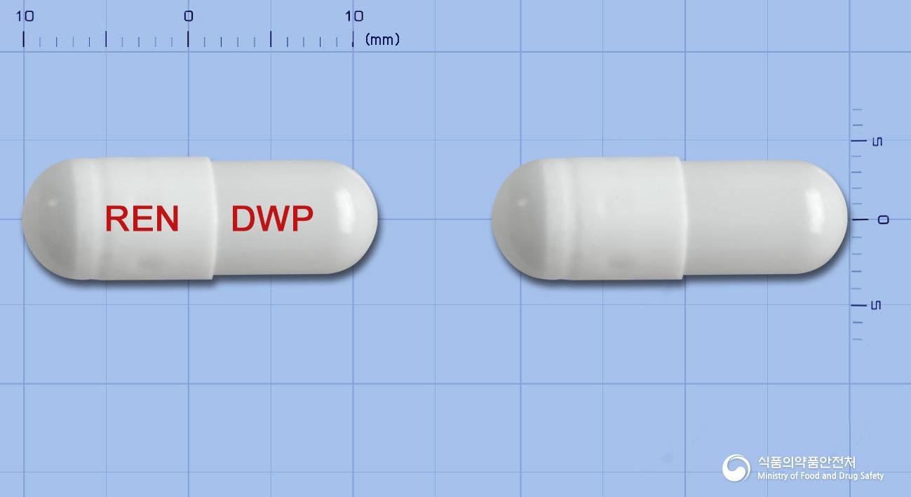 구형흡착탄 [레나메진캡슐®] - 더파머시