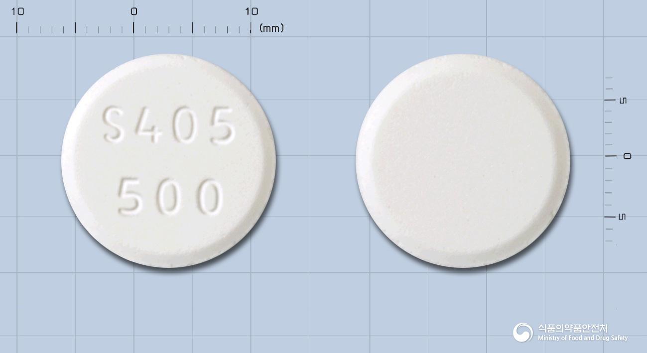 탄산란탄 [포스레놀정500mg®] - 더파머시