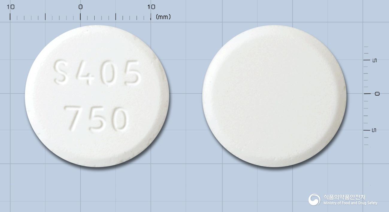 탄산란탄 [포스레놀정750mg®] - 더파머시